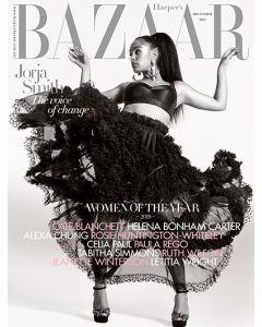 Harper's Bazaar December 2019 Special Edition Jorja Smith Cover