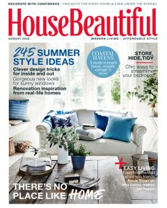 House Beautiful August 2020