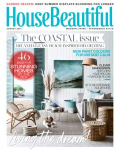 House Beautiful August 2021