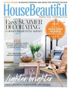 House Beautiful June 2021
