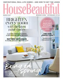 House Beautiful March 2021