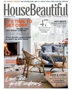 House Beautiful November 2020
