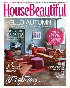 House Beautiful October 2021