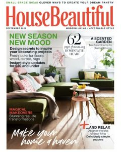 House Beautiful September 2020