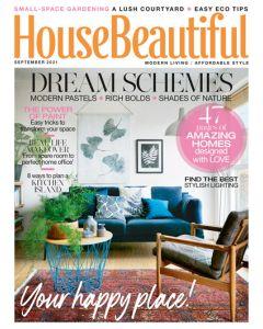House Beautiful September 2021