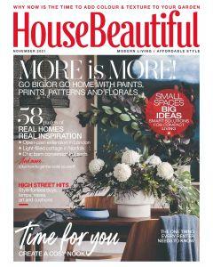 House Beautiful November 2021