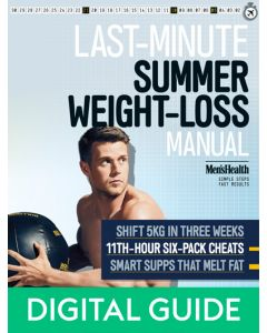 Last Minute Summer Weight Loss Manual