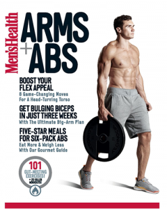 Men's Health Arms and Abs