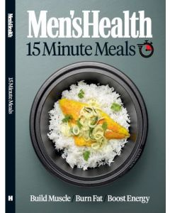 Men's Health 15 Minute Meals (2nd edition)