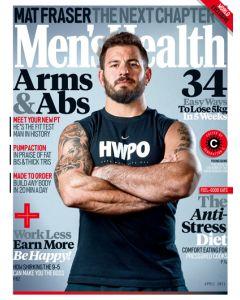 Men's Health April 2021