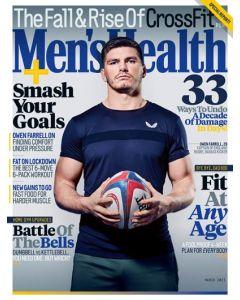 Men's Health March 2021