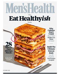 Men's Health September 2021