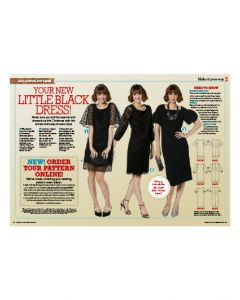 Little Black Dress - Prima Pattern  (Dec 20)