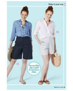 Trousers - Prima Pattern (Jun 20)
