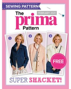 Shackets - Prima Pattern (Feb 21)