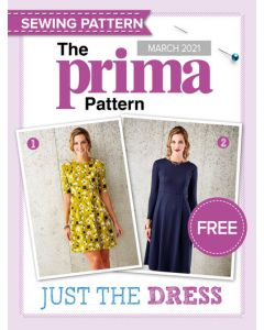 Just the dress - Prima Pattern (Mar 21)