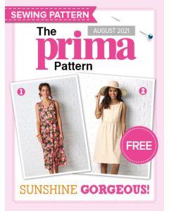 Summer Dress - Prima Pattern (Aug 21)