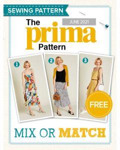 Camisole and slip skirts - Prima Pattern (Jun 21)
