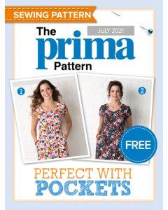 Capsule-Style Dress - Prima Pattern (Jul 21)