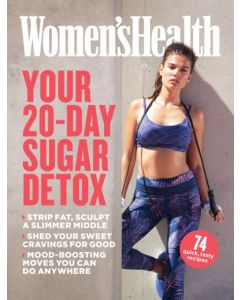 Women's Health Your 20 Day Sugar Detox