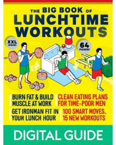 The Big Book of Lunchtime Workouts