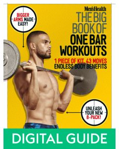The Big Book of One Bar Workouts