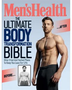 Men's Health Ultimate Body Transformation Bible