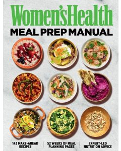 Women's Health Meal Prep Manual