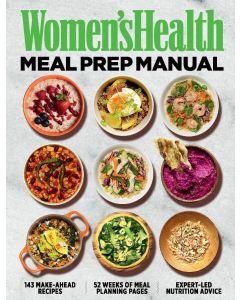 Women's Health Meal Prep Manual