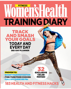 Women's Health Training Diary