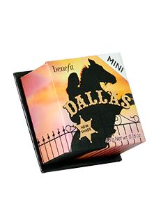 Benefit Dallas Rosy Bronze Blush Mini, RRP £14.50