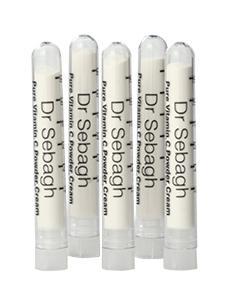 Dr Sebagh Pure Vitamin C Powder Cream duo pack, RRP £85.00