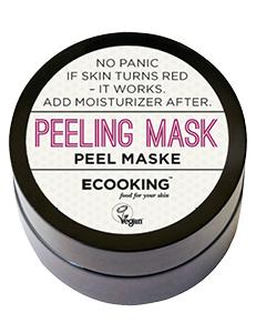 ECOOKING - Peeling Mask