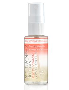 Self Tan Purity Vitamins Bronzing Water Body Mist, RRP £10.70